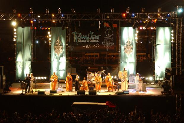 9th Festival Timitar in Agadir, from the 27th to 30th of June, 2012