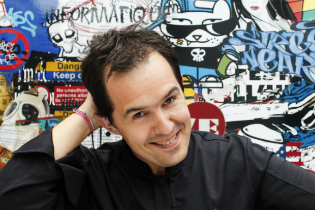 MarrakChef 1st portrait: Gilles Choukroun